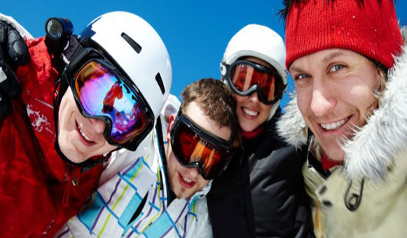 Travel insurance for ski season