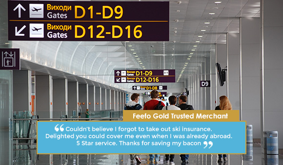 Travel Insurance for those already abroad